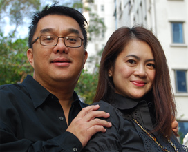 Andy & Pennee Wong