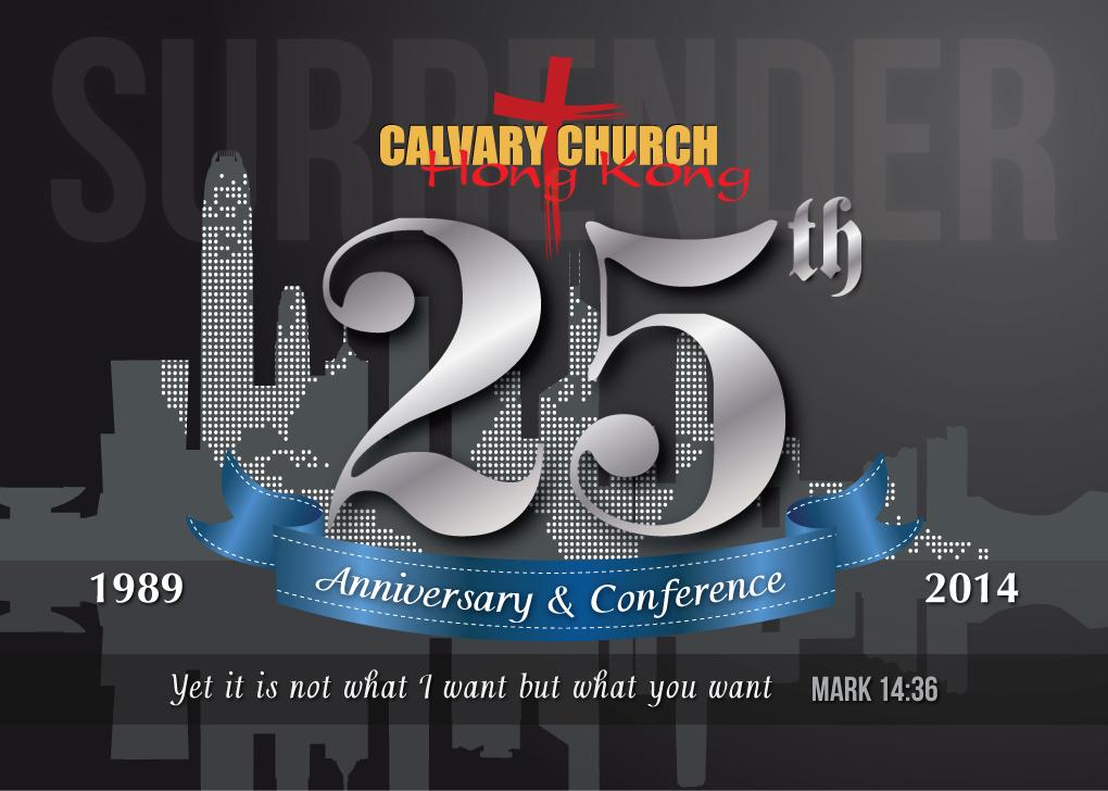 Calvary 25th Anniversary